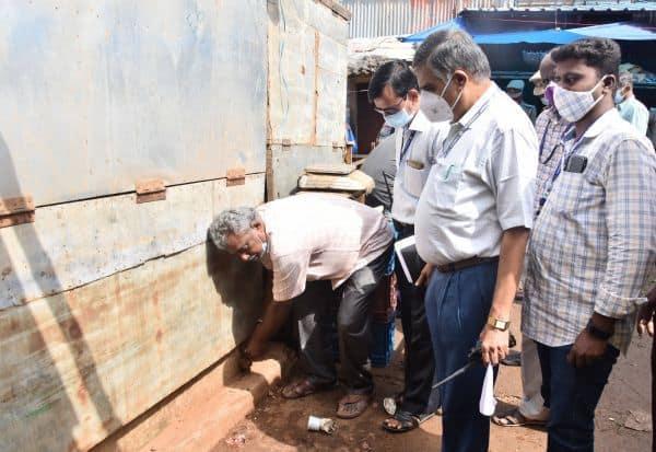 7 ஆண்டாக வாடகை செலுத்தாமல் 'டிமிக்கி';  15 கடைகளுக்கு 'சீல்' வைத்தது மாநகராட்சி