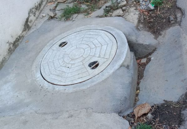 நம் நாளிதழ் செய்தி எதிரொலி:மழை நீர் வடிகால் சீரமைப்பு