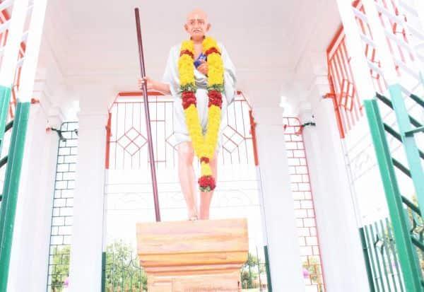 காந்தி ஜெயந்தி விழாவில் சிந்தனைகள் போதனை: அமைப்புகள், கட்சியினர் கொண்டாட்டம்