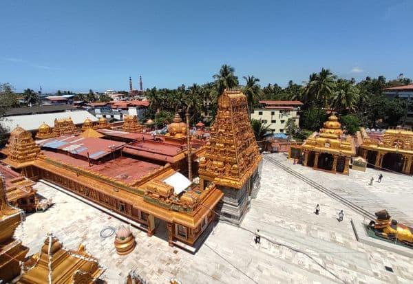 தசரா விழா ஏற்பாடுகள் தீவிரம்