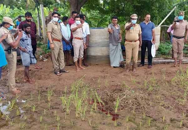 கரூர் அருகே பிரபல ரவுடி கொலை: மர்ம நபர்கள் அட்டகாசம்!