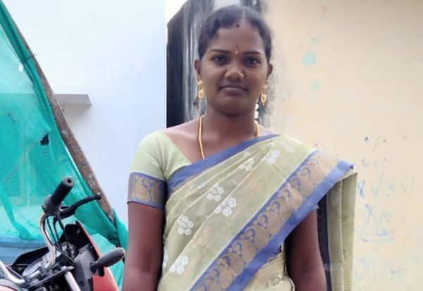 நடிகர் விஜயை போல் '49 பி' ஓட்டளித்த பெண்