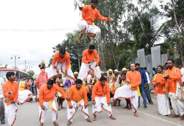மைசூரு தசரா விழா இன்று கோலாகலத்துடன் துவக்கம்