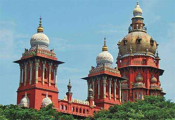 ChennaiHC, Statue, HighCourt, சென்னை,உயர்நீதிமன்றம், சிலைகள், அகற்ற உத்தரவு