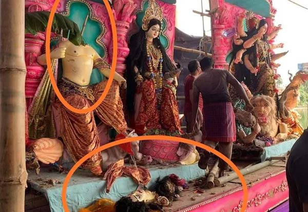 bangladesh, Durga Puja, violence