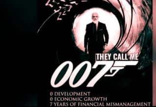 பிரதமரை 'ஜேம்ஸ் பாண்ட் 007' ஏஜண்டாக மாற்றி ...