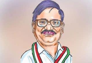 'கீறல் விழுந்த ரிக்கார்டு'ன்னு சொல்வாங்களே... அந்த ...