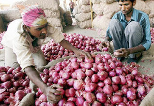 ndian onions selling for Rs 45 in Bangaldesh