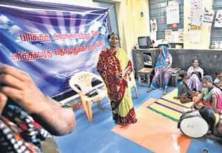 அங்கன்வாடி மையம், மத பிரசாரம்,anganwadi,Relegious campaign
