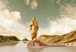 2014 LS polls on mind, Cong, BJP in statue war