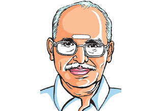 வீட்டுக்கு ஹீரோ, நாட்டுக்கு வில்லன்: - ஆர்.நடராஜன்