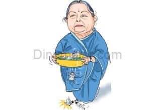 ADMK, serious,candidate,LS poll, சல்லடை, அ.தி.மு.க., ஐ.ஏ.எஸ்., தேர்வு, வேட்பாளர், தேர்வு