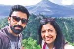 எப்பவுமே அம்மா செல்லம் : சந்தோஷப்படுகிறார் சாந்தனு