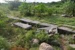 ஆக்கிரமிப்பால் குறுகி வரும் பொன்பத்தி ஏரி