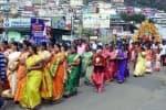 50வது ஆண்டு பொங்கல் விழா தந்திமாரியம்மன் திருவீதி உலா