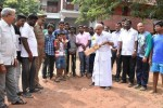 ரெயின்போ நகரில் கிரிக்கெட் போட்டி