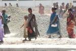 கலெக்டர் ஆபீசில் புழுதி:  பொதுமக்கள் கடும் அவதி