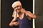 'தியேட்டர்க்காரனின்' வீரம்மாவின் காளை.