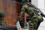 இலங்கை:வெடிகுண்டு மூலப்பொருட்கள் பறிமுதல்