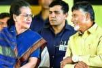 சோனியா - சந்திரபாபு சந்திப்பு : அரசியல் பரபரப்பு