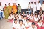 அரசு பள்ளிக்கு, 'ஸ்மார்ட் கிளாஸ்'