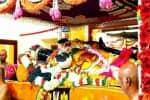 அத்திவரதரை காண 2 லட்சம் பேர் குவிந்தனர்