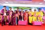 வெங்கடேஸ்வரா கல்லுாரியில் துணை மருத்துவ மாணவர்களுக்கு பட்டமளிப்பு