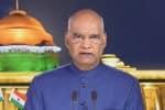 காஷ்மீர் மக்களுக்கு நற்பலன்: ஜனாதிபதி உரை
