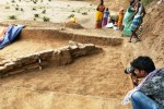 கீழடி அகழாய்வு பணிகள்  புகைப்படங்கள் பதிவேற்றம்