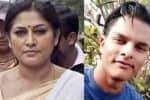 காரை வேகமாக ஓட்டி விபத்து : பெண் எம்.பி. மகன் கைது