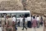 மோடி - ஜின்பின் சந்திப்பு சென்னை; காஞ்சியில் உச்சக்கட்ட பாதுகாப்பு