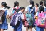 தீபாவளிக்கு முன்தினம் பள்ளிகளுக்கு 'லீவு' இல்லை
