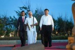 இந்திய - சீன தலைவர்கள் இன்று 3 மணி நேரம் பேச்சு