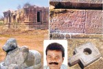 13ம் நூற்றாண்டு சிவன் கோயில்: சிதிலமடைந்த கல்வெட்டுகள்