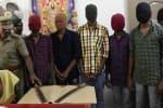 புதுமாப்பிள்ளை  கொலை வழக்கில் 5 பேர் சிறையில் அடைப்பு