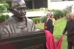 பிலிப்பைன்சில் மஹாத்மா காந்தி சிலை திறப்பு