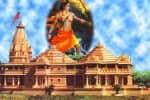 அயோத்தியில் 725 அடி உயர ராமர் சிலை: ரூ 450 கோடிக்கு உ.பி., அரசு ஒப்புதல்