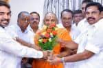 தேவாங்க சமுதாயத்தினர் முதல்வருடன் சந்திப்பு