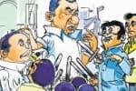 'ஜெயிப்போம்ன்னு சொல்ல தைரியமில்லியே!'