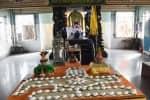 செம்பொற்ஜோதிநாதருக்கு 108 சங்காபிஷேகம்