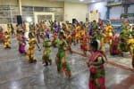 ராமேஸ்வரத்தில் 20 நிமிடத்தில் 100 பேர் நாட்டியம் ஆடி சாதனை