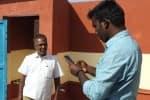 கழிப்பறை பராமரிப்பு இந்திய தரகுழுவினர் ஆய்வு