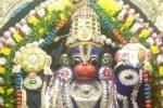 ஸ்ரீ சஞ்சீவி ஆஞ்ச நேயர் திருக்கோவிலில் திருப்பாவையின், 30ம் பாடல்