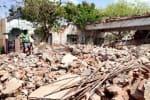 சேப்பாக்கம் அரசு பள்ளியின் பழமையான கட்டடம் இடிப்பு