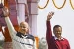 3வது முறையாக டில்லி முதல்வர் கெஜ்ரிவால் பதவியேற்பு: மத்திய அரசுடன் இணைந்து செயல்பட விருப்பம்