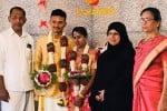 முஸ்லிமின் ஹிந்து மகள்: ஹிந்து முறைப்படி நடந்த திருமணம்