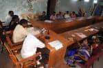 கம்மாபுரம் வட்டார அளவில் வங்கியாளர்கள் ஆய்வுக்கூட்டம்