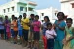 மக்களின் முழு ஆதரவுடன் சிவகங்கை மாவட்டத்தில் 'மக்கள் ஊரடங்கு'