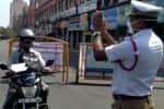 கையெடுத்து கும்பிட்டு கெஞ்சும் போலீஸ்காரர்
