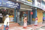 மளிகை கடைகளில் கட்டம் 'கொரோனா' பரவல் தடுப்பு